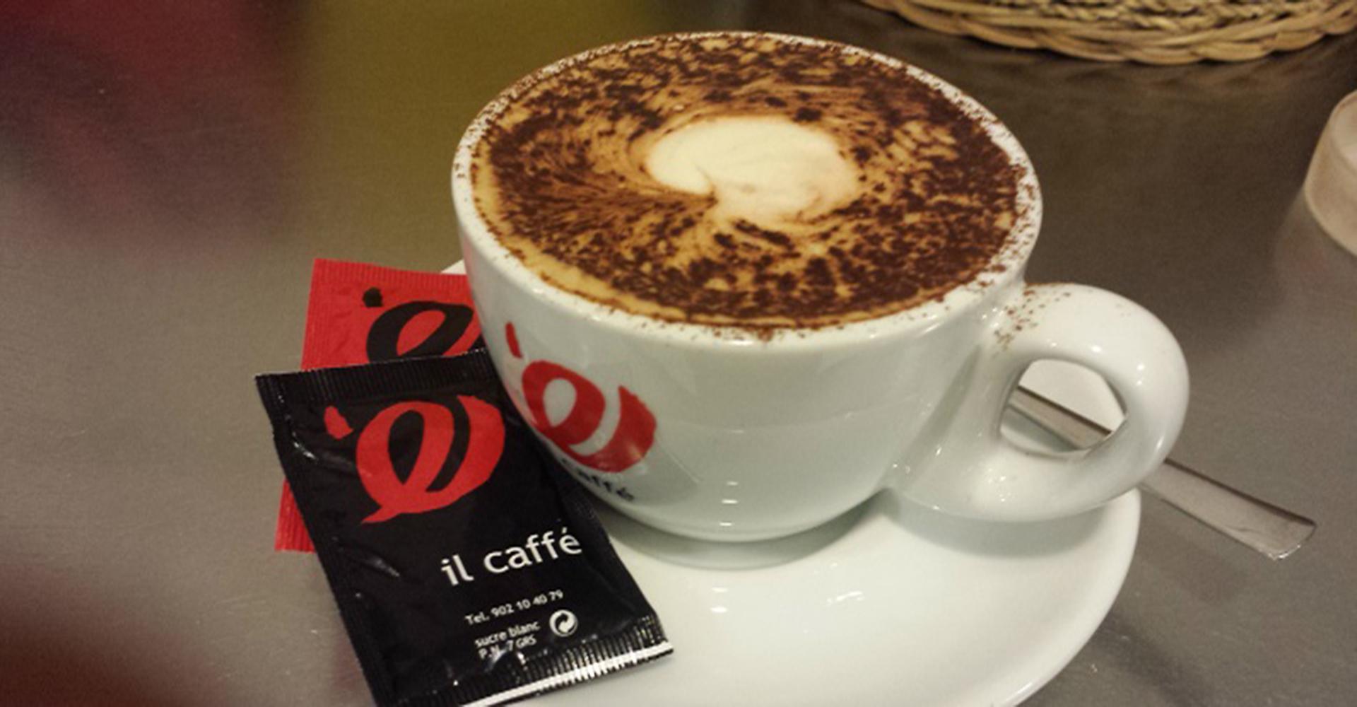Un café?