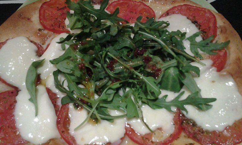 PIZZA DE TOMATA NATURAL
